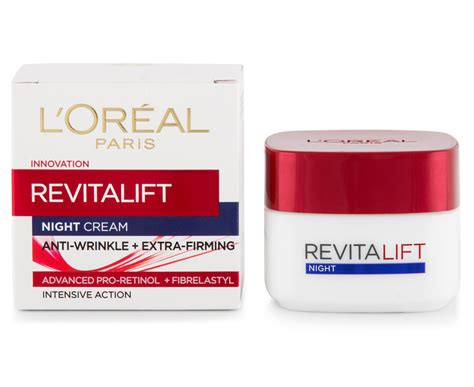 L Oreal Anti Aging l or 233 al revitalift anti wrinkle firming day