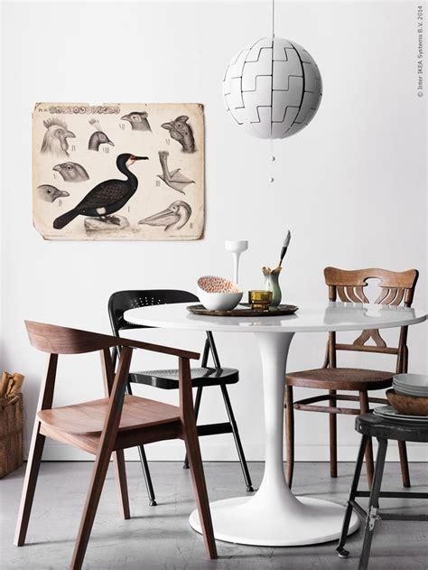 h 228 rlig blandning docksta bord stockholm stol i