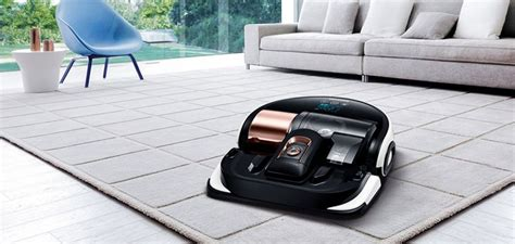 Latest Kitchen Furniture samsung s robotic vacuum cleaner comes with laser point