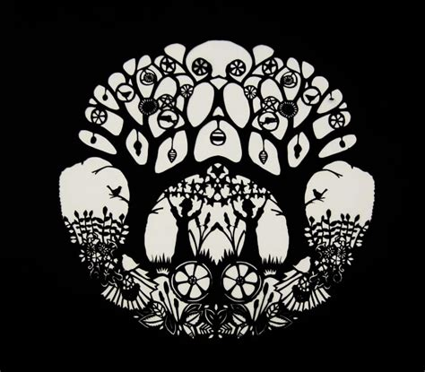 Paper Cutting Craft Tutorial - paper cut tutorials meraforum community no 1