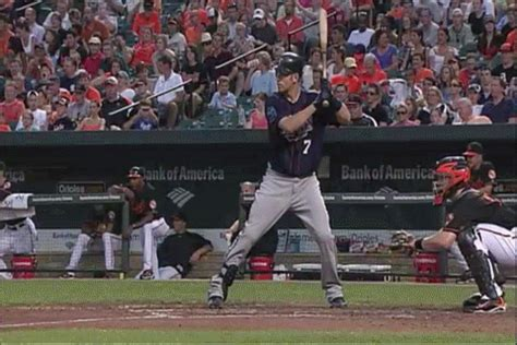 joe mauer swing who has the prettiest swing in the game today baseball