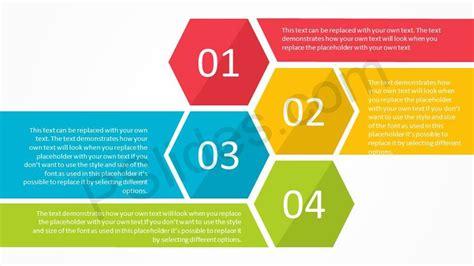 Free Modern Hexagon List And Agenda Powerpoint Template Pslides Powerpoint Checklist Template