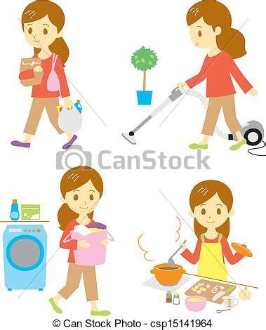 can stock photo clipart clip vecteur de achats nettoyage lavage cookin