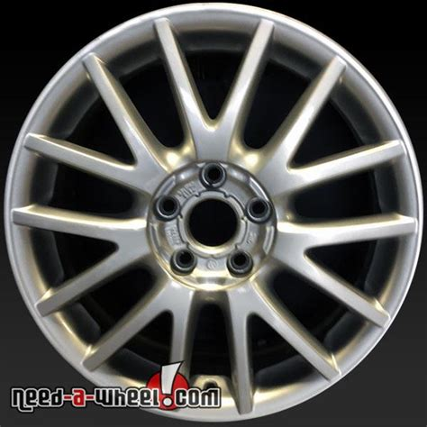 Volkswagen Wheels Oem by 17 Quot Volkswagen Vw Wheels Oem 2005 2014 Sevenx Silver Rims