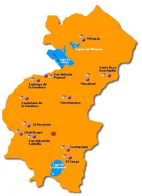 santa anita limita con el norte mapa de santa ana elsv