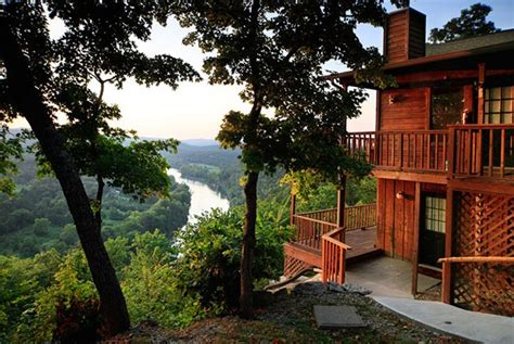 can u canoe riverview cabins eureka springs ar resort