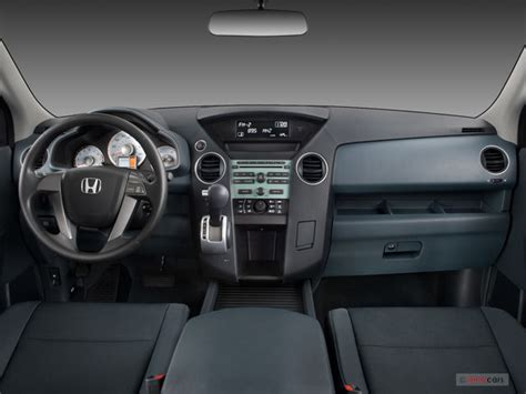 2009 honda pilot interior u s news world report
