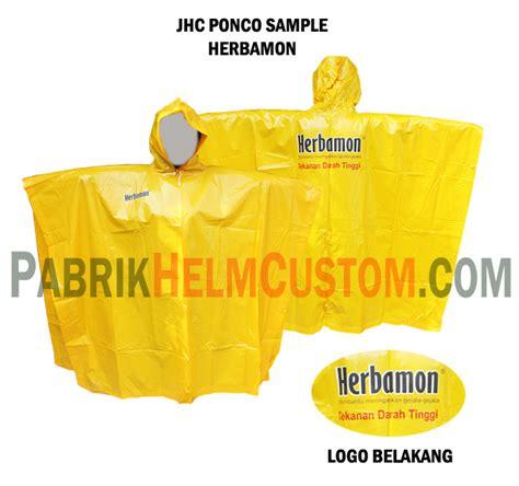 Ponco Hujan Jas Hujan Colorful jas hujan custom pabrikhelm jual helm murah