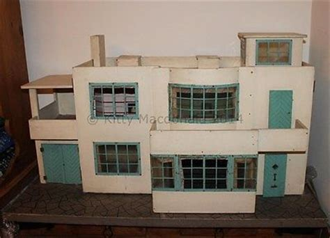art deco dolls house vintage triang dolls house art deco 53 ref km4358 deco