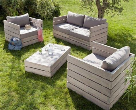 16 diy creative outdoor furniture always in trend always in trend