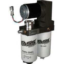 Fass Fuel System Fass Titanium Series Cummins Fuel System Randalls Performance