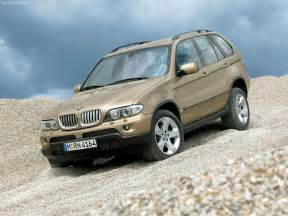 2004 Bmw X5 4 4 I Bmw X5 4 4i Picture 02 Of 16 Front Angle My 2004