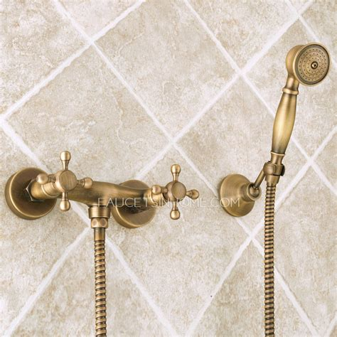 Antique Shower Faucets by Unique Vintage Brass Tub And Shower Faucet Shower Only