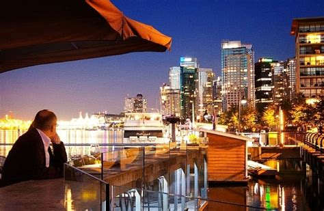 top bars in vancouver vancouver s top 15 best restaurant patios