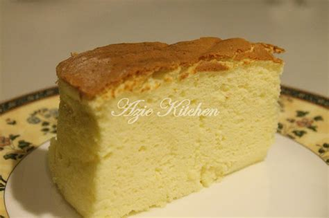 video membuat japanese cheese cake cotton soft japanese cheesecake azie kitchen