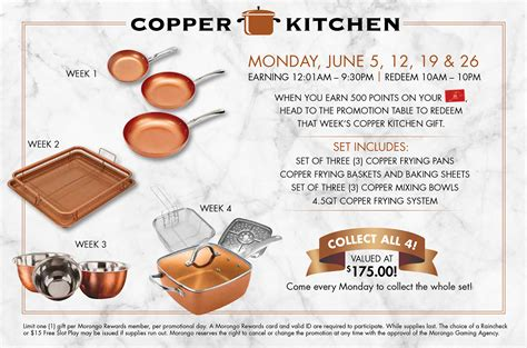 Copper Kitchen Reservations southern california gaming morongo casino resort