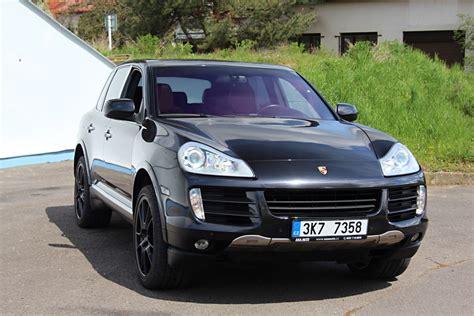 Porsche Cayenne S Test by Test Ojetiny Porsche Cayenne S Auto Journal
