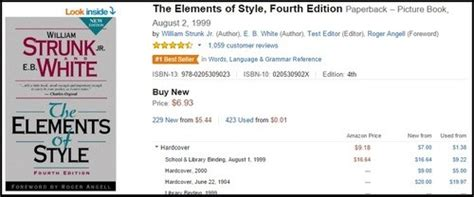the elements of style 4th edition books 15 books for everyone to better their writing skills