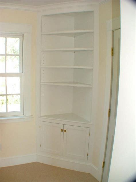 built in corner cabinet 25 best ideas about corner china cabinets on
