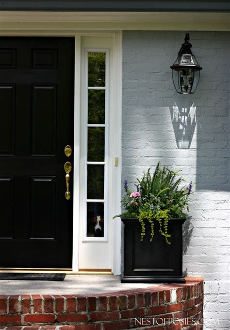 front porch curb appeal