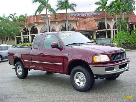 1998 ford f150 1998 toreador metallic ford f150 xlt supercab 4x4