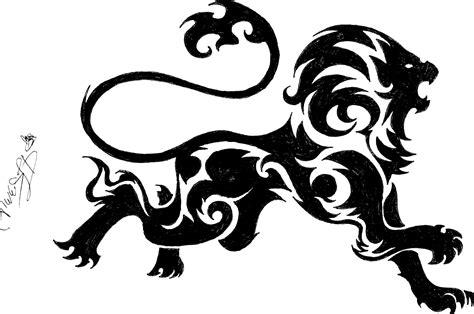 imagenes de rosas trival leones con estilo tribal ideales para tatuajes mil recursos