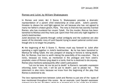 Custom Phd Argumentative Essay Sles by Romeo And Juliet Argumentative Essays 187 Free Romeo And