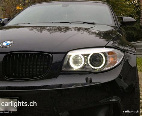 Bmw 1er F20 Innenraumbeleuchtung Wechseln by H8 Bmw Led Farbig Weiss Xenon Led Besseres