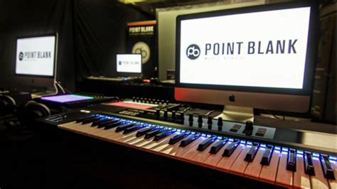 Keyboard Point Blank free giveaways at point blank la launch event djmag