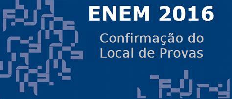 upenet pmpe2016 local de prova confirma 231 227 o do local de provas do enem 2016 vestibular1