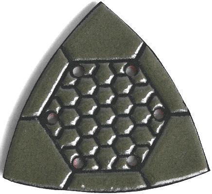 Marmor Polieren Festool by Diamant Polierscheiben F 252 R Deltaschleifer Dreickschleifer