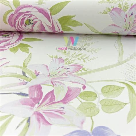 Motif Roll grandeco kew flower pattern wallpaper floral leaf bird butterfly motif roll ebay