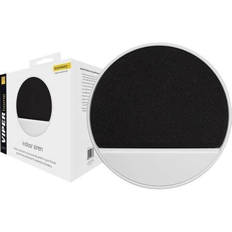 viper indoor wireless bidirectional siren 504s for home