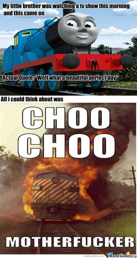 Meme Engine - thomas the tank engine by howieboy meme center