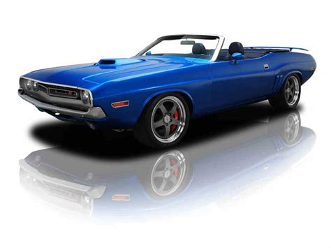 1971 Dodge Challenger R/T for Sale   ClassicCars.com   CC
