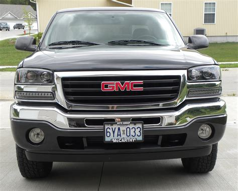 2005 Gmc Lights hickracefan 2005 gmc 1500 extended cabsle 4d