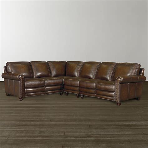 L Shaped Leather Sofas L Shaped Sectional
