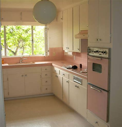 1950 kitchen appliances 1950 s atomic ranch house 1950 s pink kitchen appliances