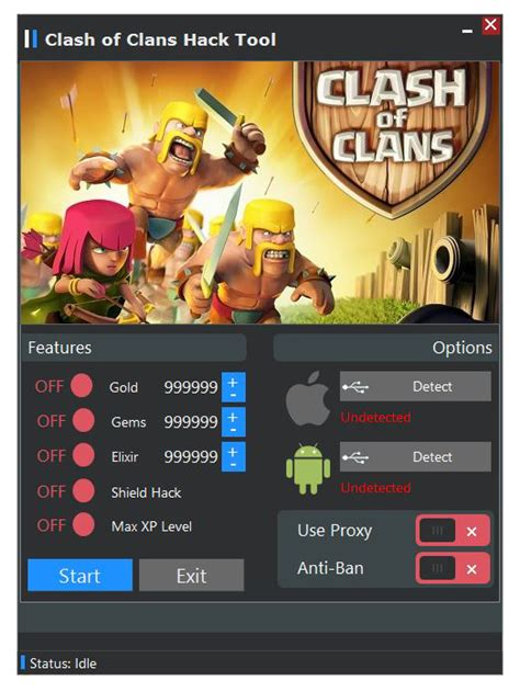 clash of clans hack tool apk no survey android phone hack wifi tool apk coc how to root android