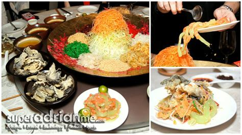 hua ting restaurant new year menu new year dining si chuan dou hua restaurant