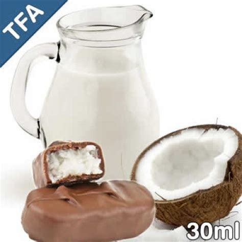 Tfa Coconut 30ml chocolate coconut almond bar flavor concentrate by tfa 1oz wizard labs