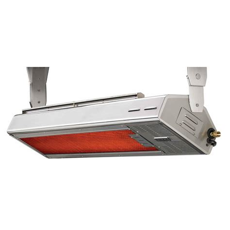 Propane Ceiling Heaters lynx lhem48 ceiling mount 35 000 btu gas infrared patio heater ebay