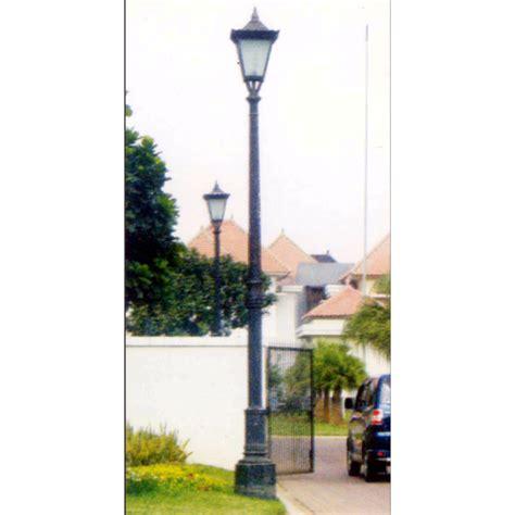 Tiang Jalan Taman tiang lu taman antik type mahardika indalux enterprindo