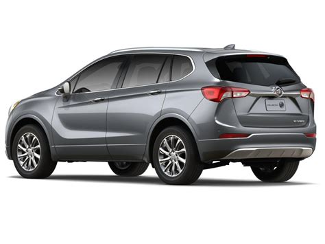 2020 Buick Envision Premium Ii by New Satin Steel Metallic Color For 2019 Buick Envision