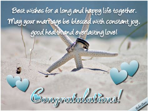 marriage blessings free congratulations ecards greeting