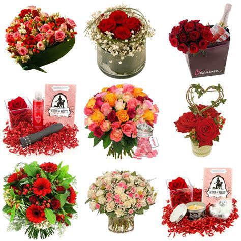 Fleurs Valentin by Offrir Des Fleurs Pour La Valentin Le Barboteur