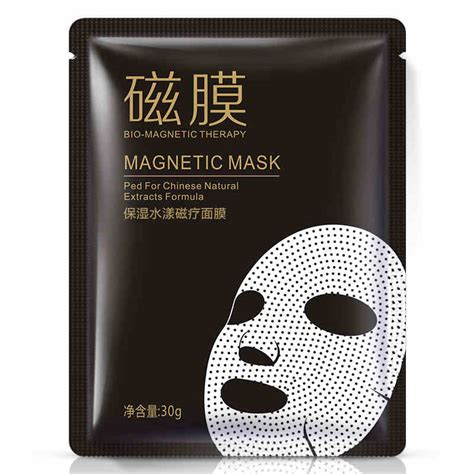 Bioaqua Mask aliexpress buy bioaqua magnetic mask no need clean mask nourishing brighten