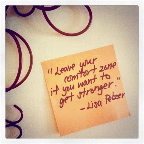 quotes about leaving your comfort zone quotesgram