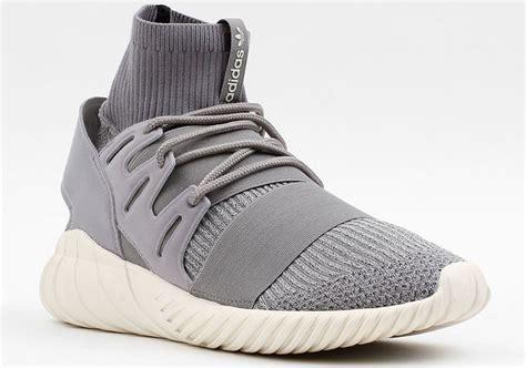 adidas tubular doom adidas tubular doom primeknit grey sneaker bar detroit