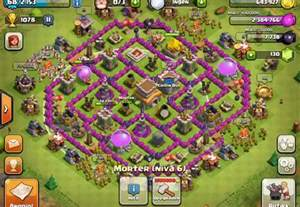Clash of clans defense strategy town hall level 10 apps directories